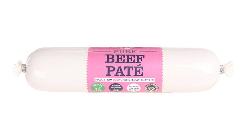 JR Beef Pate 200g