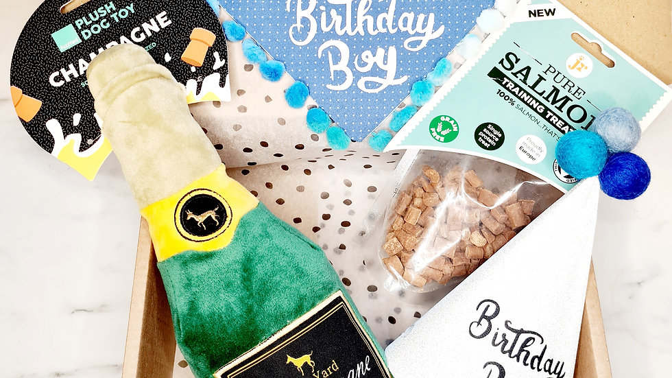 Birthday Boy Box