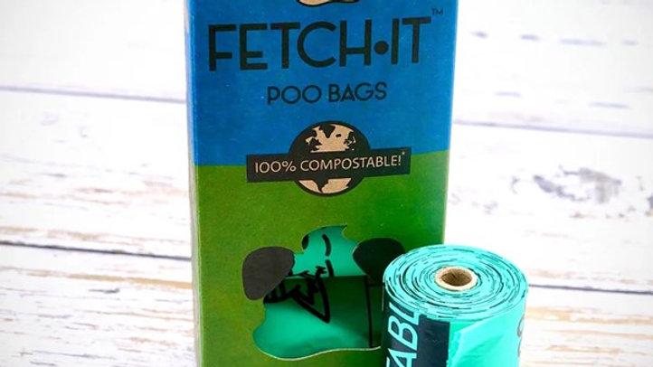 Fetch It Classic Poo Bag