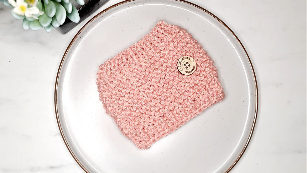 Candied Pink Snood
