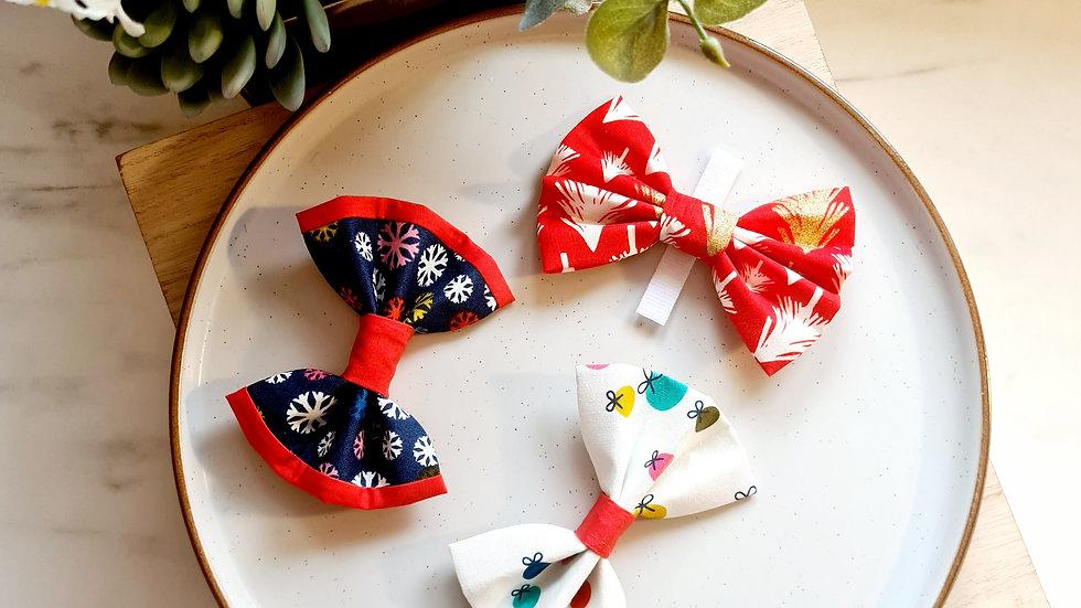 Christmas Bow Box