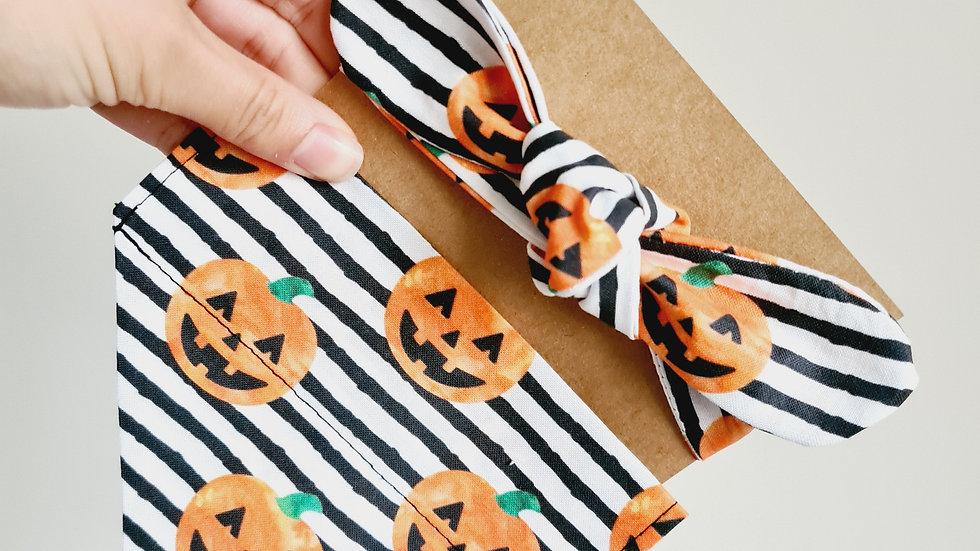 Pumpkin Necktie