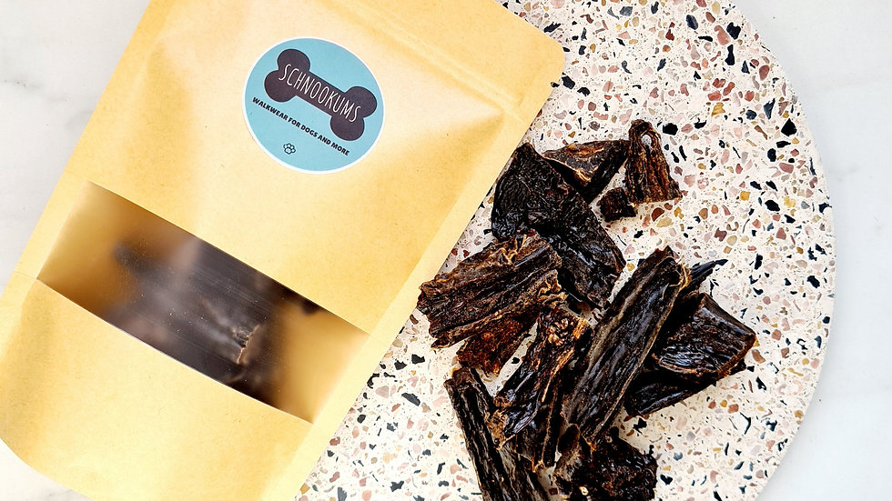 Dried Liver Strips