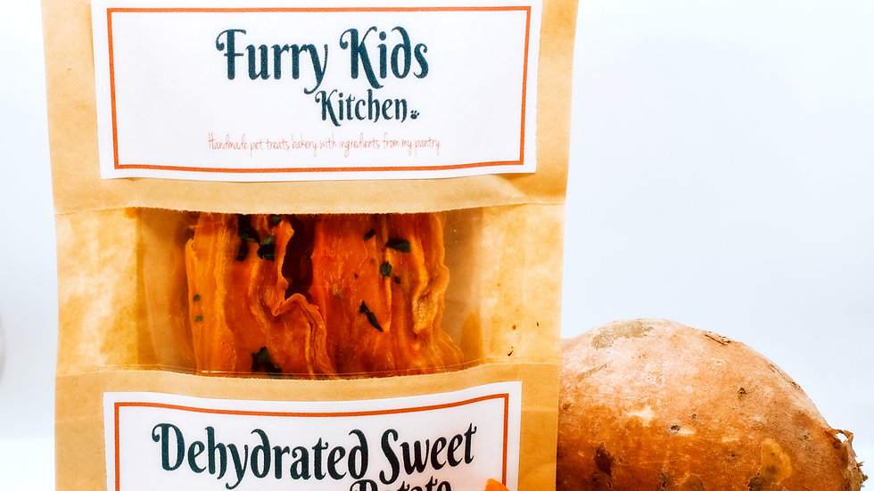 Dehydrated Sweet Potato