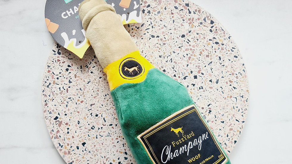 FuzzYard Champagne