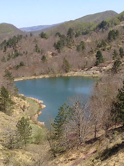 Magic lake great for divining, scrying, dowsing with rods, pendulum, wand, dream and energy work