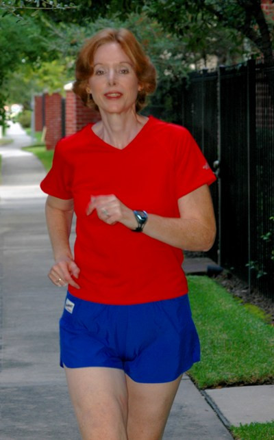 Woman with MS runs marathons