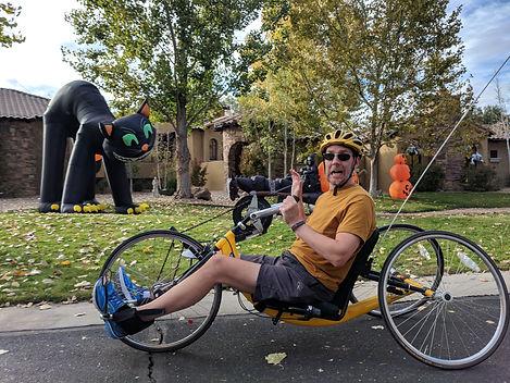 dave cycling on halloween.jpg