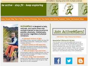 ActiveMSers' Website Redesign