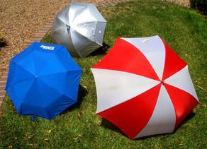 Test: UV Blocking Umbrellas