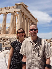 Dave and Laura in Greece.jpg