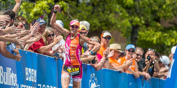 Triathlete Kelly Williamson wins Ironman Texas