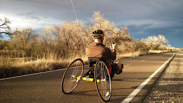 dave on trail with trike.jpg