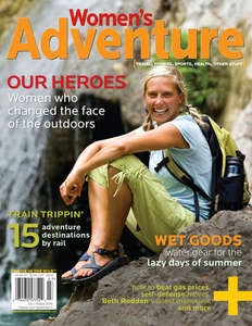 Women's Adventure Magazine