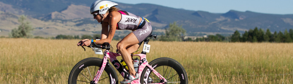 Triathlete Kelly Williamson