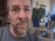 Dave Bexfield at the kitchen sink.jpg