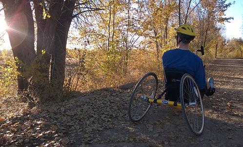 dave recumbent bike bosque albuquerque.j