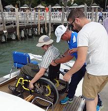 Venice in a wheelchair.JPG