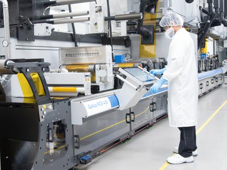 Heidelberg invierte en producción de electrónica impresa  y orgánica