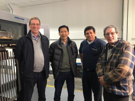 Papelera de los Andes lista para abrir nuevos mercados en la impresión comercial.