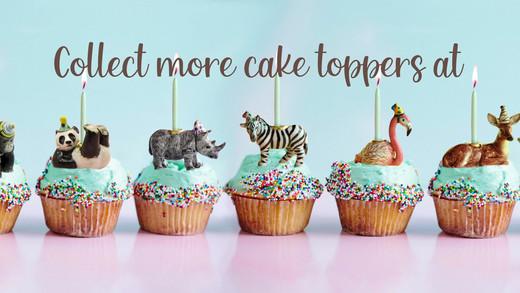 Dino Cake Topper Youtube.mp4
