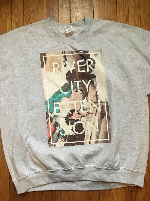 Recording Sweatshirt (Heather Gray)