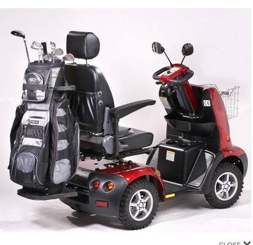 Lovebird Mobility Scooter