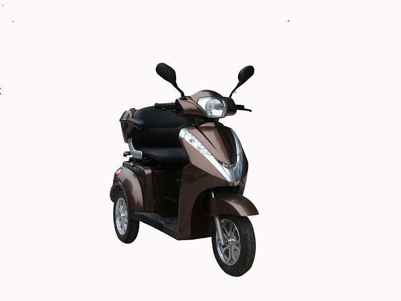 ev3 three wheel electric mobility scooter 500 watt motor. Black Bedroom Furniture Sets. Home Design Ideas