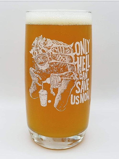 Only Hell Glass