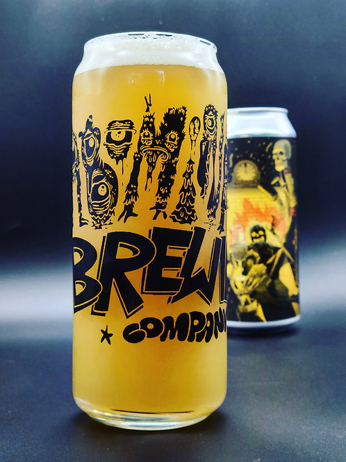 Monster Can Tallboy Glass