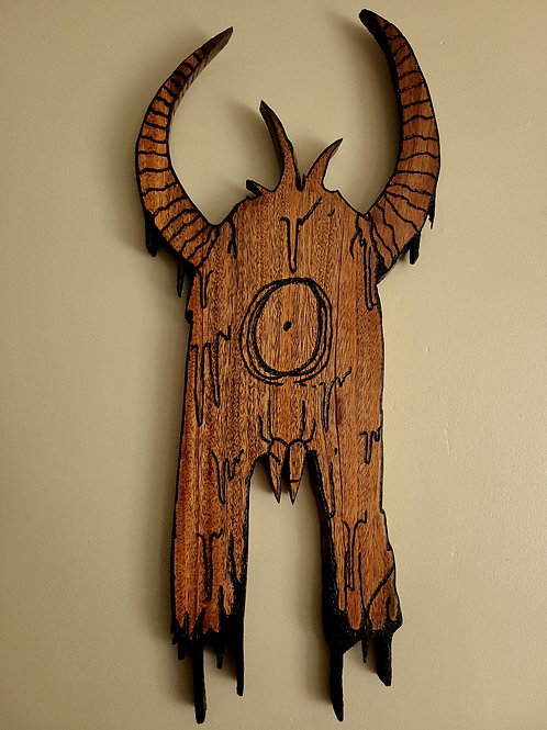 Handcrafted Wooden Wall Art