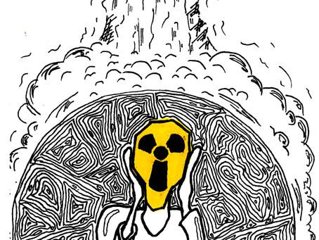 A word on nuclear peace.