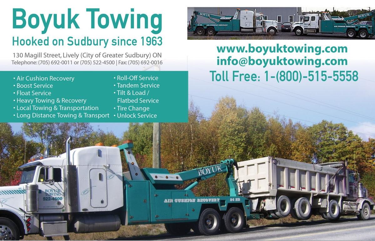Boyuk Towing