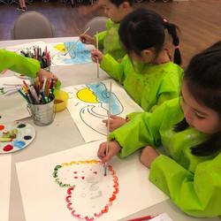 Visual Arts Class