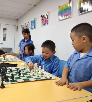 Chess Kids Circle Chatswood Lindfield
