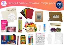 Mega art pack