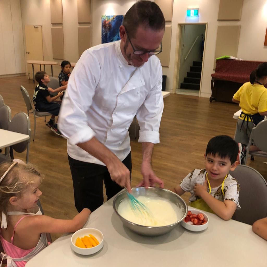 Cooking and Baking Kids Circle Lindfield Chatswood