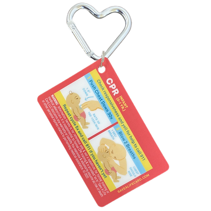 Infant Save A Life Card