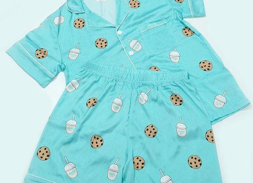 Nasty Pyjamas Set