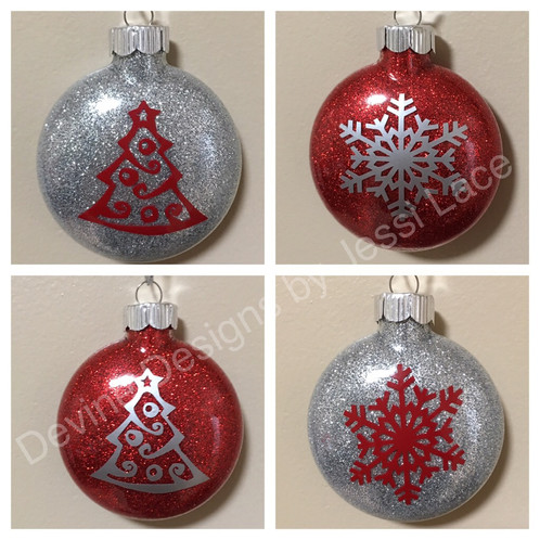 Wonderland Christmas Ornament Set   Personalized Gifts And Monograms,  Devine Designs By Jessi Lace, TN