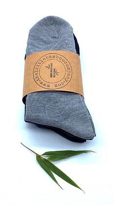 Bamboo Socks - 5 Pack