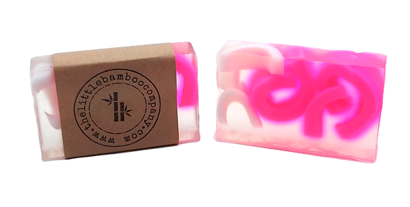 Candy Floss & Mallow Soap Bar