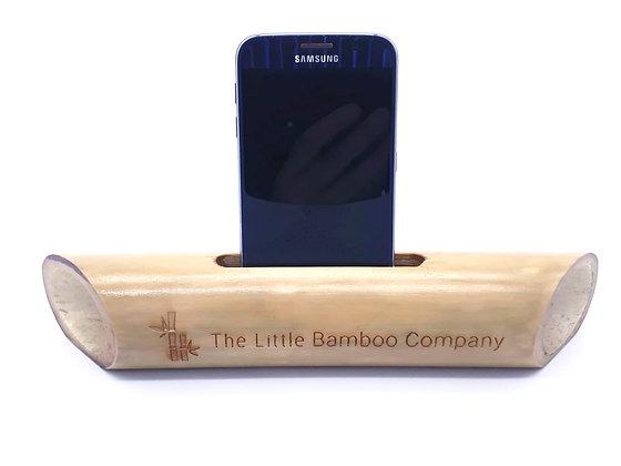 Bamboo Sound Amplifier