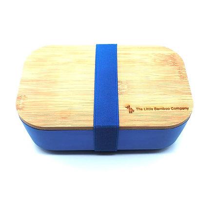 Blue Bamboo Lunchbox