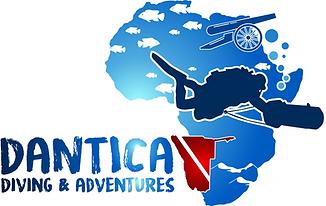 Dantica Diving New Logo.png