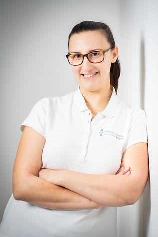 Physiotherapeutin Karoline Boyer, BSc
