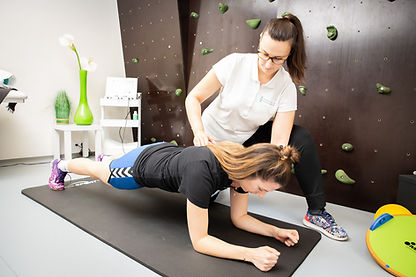 Physiotherapie-aktiv-Unterarmstütz