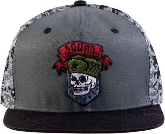 CALL OF DUTY Squad Patch Snapback