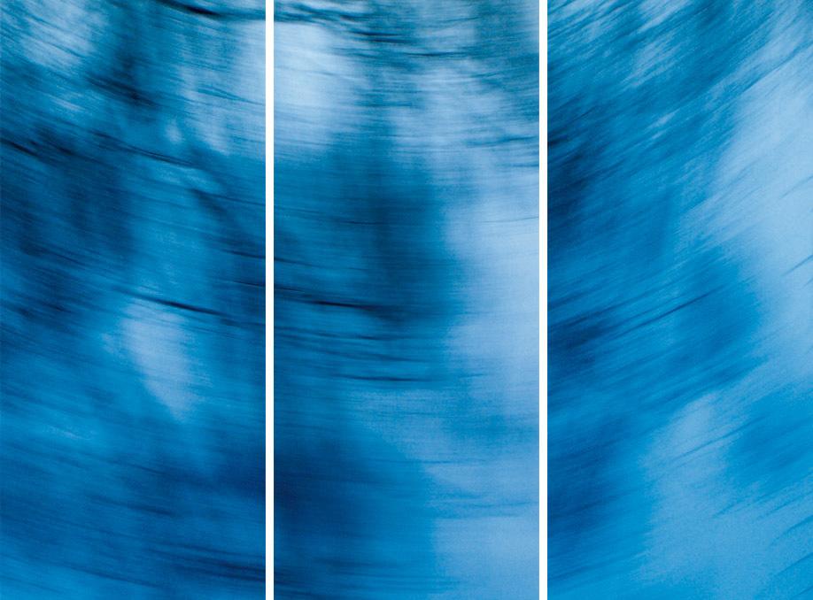 3er Bild Blau