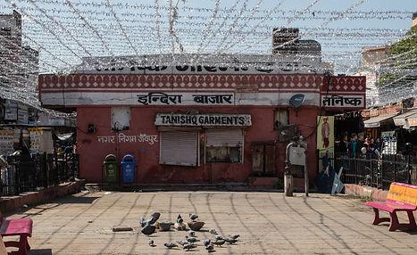 Bazaar Jaipur Pink City